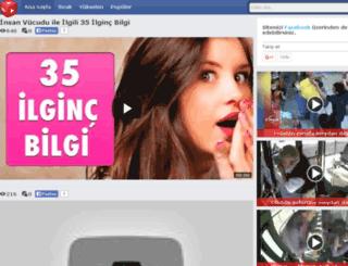 vitrinvideo.com screenshot