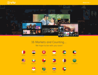 viu.com screenshot