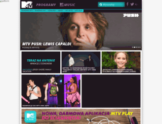 viva-tv.pl screenshot