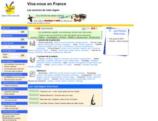 viva-vous.net screenshot