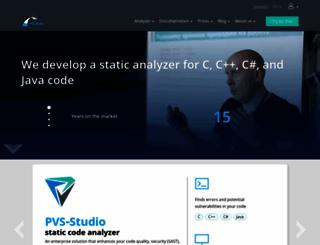 viva64.com screenshot