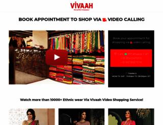 vivaahsurat.com screenshot