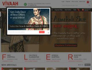 vivaahworld.com screenshot