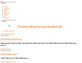vivablog.co.uk screenshot