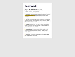 vivaboxusa.teamwork.com screenshot