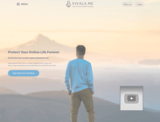 vivala.me screenshot