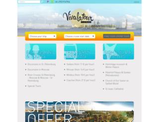 vivalatour.com screenshot
