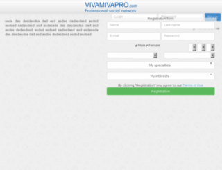 vivanetwork.ru screenshot