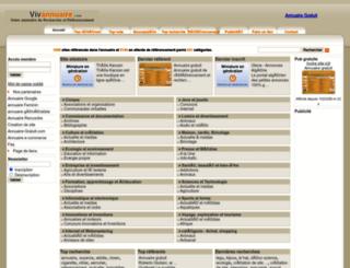 vivannuaire.com screenshot