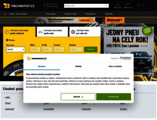 vivapneu.cz screenshot