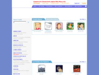 vivapostal.com screenshot