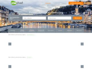 vivastreet.com.mx screenshot