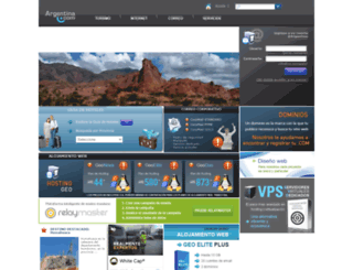 vivavisos.argentina.com screenshot