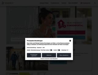 vivawest.de screenshot