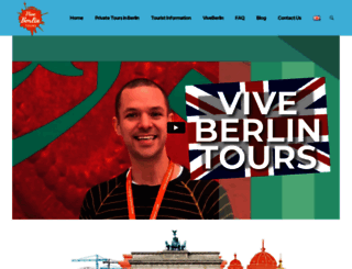 viveberlintours.de screenshot