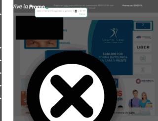vivelapromo.com screenshot