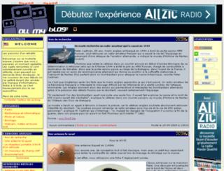vivelaretraite.allmyblog.com screenshot