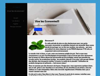 viveleseconomies.com screenshot