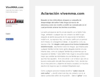 vivemma.com screenshot