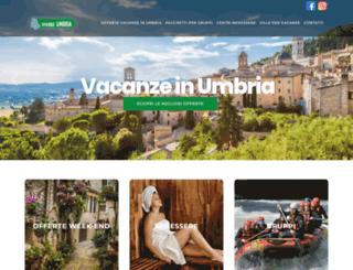 vivereumbria.com screenshot