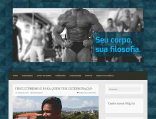 viverfisioblog.wordpress.com screenshot
