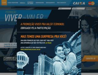 viverpravalercaixa.com.br screenshot