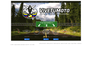 vivetumoto.com screenshot