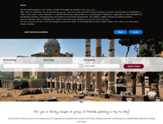 vivicostravel.com screenshot