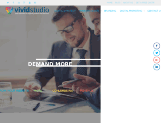 vividstudio.com.au screenshot
