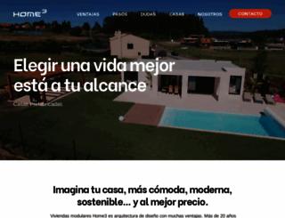 viviendas-modulares.es screenshot