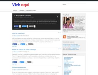 viviraqui.diariolibre.com screenshot