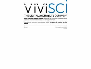 vivisci.com screenshot