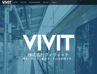vivit-net.com screenshot