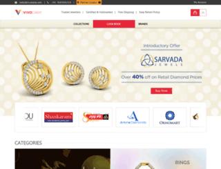 vivocarat.com screenshot