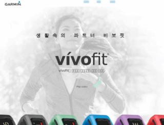 vivofit.co.kr screenshot
