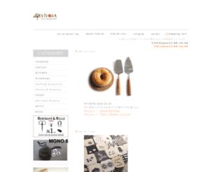 vivova-market.jp screenshot