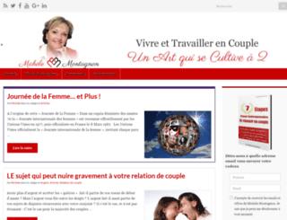 vivreettravaillerencouple.com screenshot