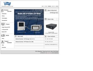 vixell.com screenshot