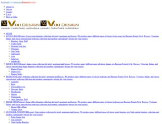 vixidesign.com screenshot