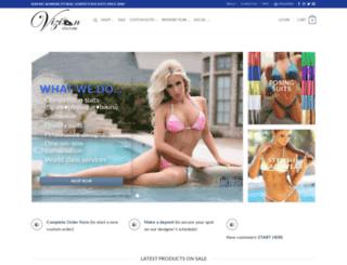 vizioncouture.com screenshot