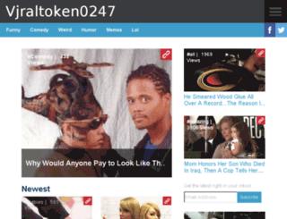 vjraltoken0247.com screenshot