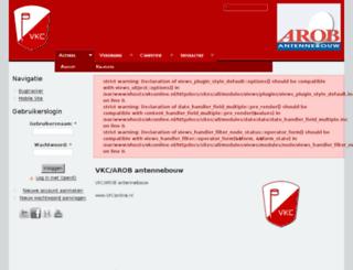 vkconline.nl screenshot