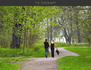 vktherapy.com screenshot