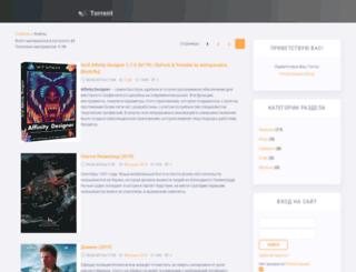 vktorrent.at.ua screenshot
