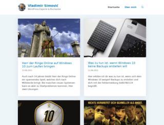 vlad-design.de screenshot