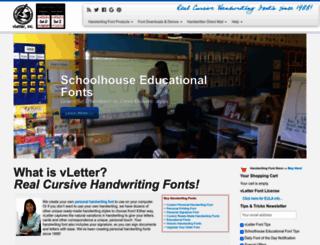 vletter.com screenshot