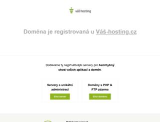 vlk14.vas-server.cz screenshot