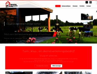 vlugenprecies.nl screenshot