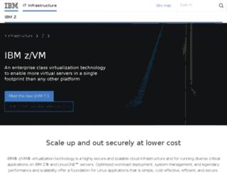 vm.ibm.com screenshot