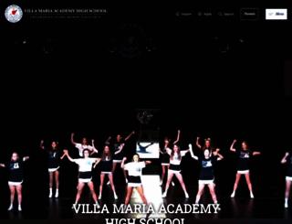vmahs.org screenshot